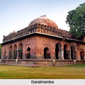 Barakhamba, Delhi
