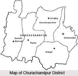 Churachandpur District, Manipur
