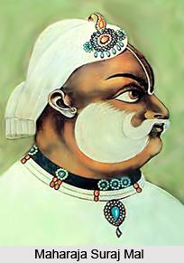 Foundation Of Bharatpur Kingdom