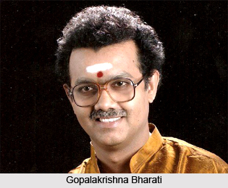 Gopalakrishna Bharati, Indian Classical Vocalist