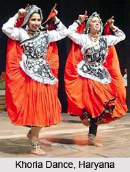 Khoria Dance, Haryana