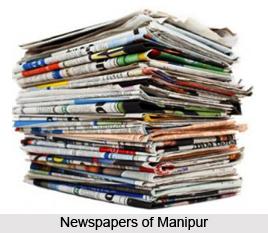 Media in Manipur