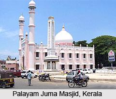 Palayam Juma Masjid, Kerala