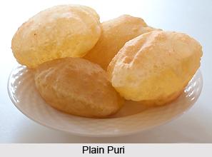 Plain Puri