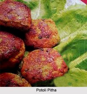 Potoli Pitha, Oriya Cuisine