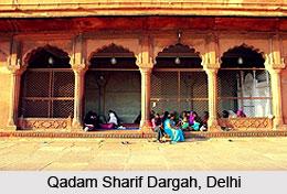 Qadam Sharif, Delhi