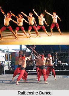 Raibenshe, Folk Dance of West Bengal