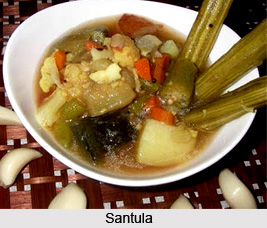 Santula, Oriya Recipe