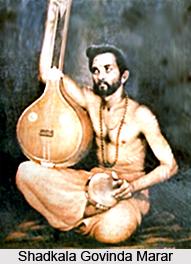Shadkala Govinda Marar, Indian Classical Instrumentalists