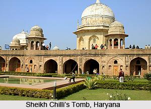 Sheikh Chilli's Tomb