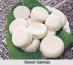 Sweet Sannas