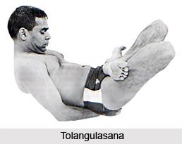 Tolangulasana, Cultural Asana