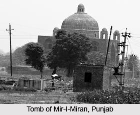 Tomb of Mir-I-Miran, Punjab