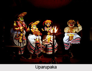 Uparupaka, Indian Theatre Form