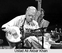 Ustad Ali Akbar Khan, Indian Classical Instrumentalist