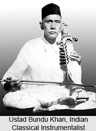 Ustad Bundu Khan, Indian Classical Instrumentalist