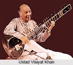 Ustad Vilayat Khan, Indian Classical Instrumentalist