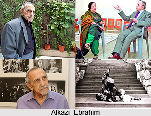 Alkazi, Ebrahim, Indian theatre director
