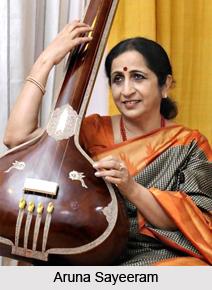 Aruna Sayeeram, Indian Musician