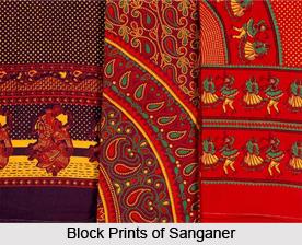 Sanganeri Prints