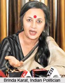 Brinda Karat, Indian Politician