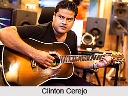 Clinton Cerejo, Indian Playback Singer