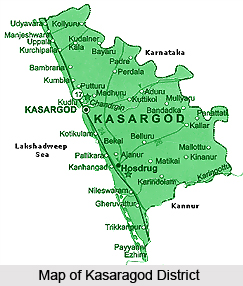 Kasaragod District, Kerala