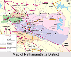 Pathanamthitta District, Kerala