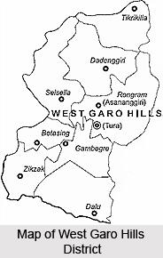 West Garo Hills District, Meghalaya