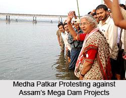 Contributions of Medha Patkar