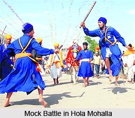 Hola Mohalla, Anandpur Sahib, Punjab