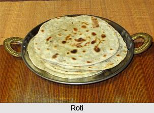 Roti, Indian Food