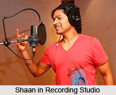 Shaan , Indian Bollywood Singer