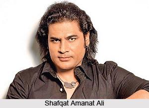 Shafqat Amanat Ali, Indian Playback Singer