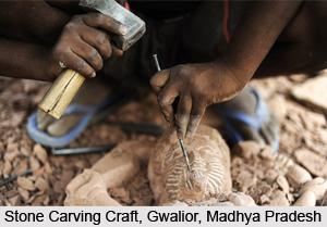 Stone Crafts of Madhya Pradesh