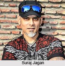 Suraj Jagan, Indian Playback Singer