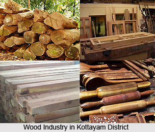 Industries of Kottayam District