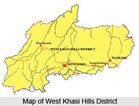 Tourism in West Khasi Hills District