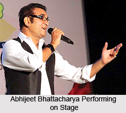 Abhijeet Bhattacharya, Indian Playback Singer