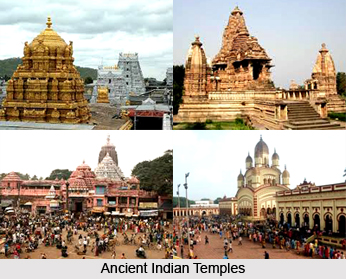 Symbology of the Hindu Temples, India