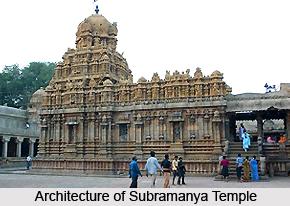 Architecture under the Nayak Dynasty