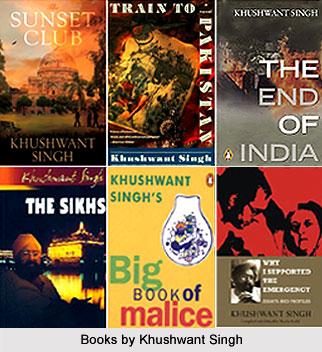 Khushwant Singh, Indian Writer