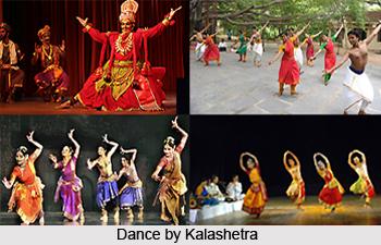 Dasi Attam, Indian Dance