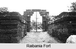 Forts in Odisha