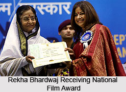 Rekha Bhardwaj, Indian Playback Singer
