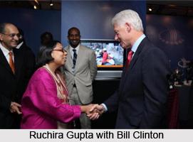 Ruchira Gupta, Indian Social Activist