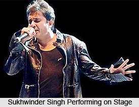 Sukhwinder Singh, Indian Playback Singer