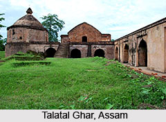 Forts in Assam