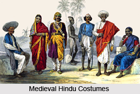 Costumes of Ancient India