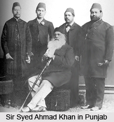 Sir Syed Ahmed Khan, Indian Politician